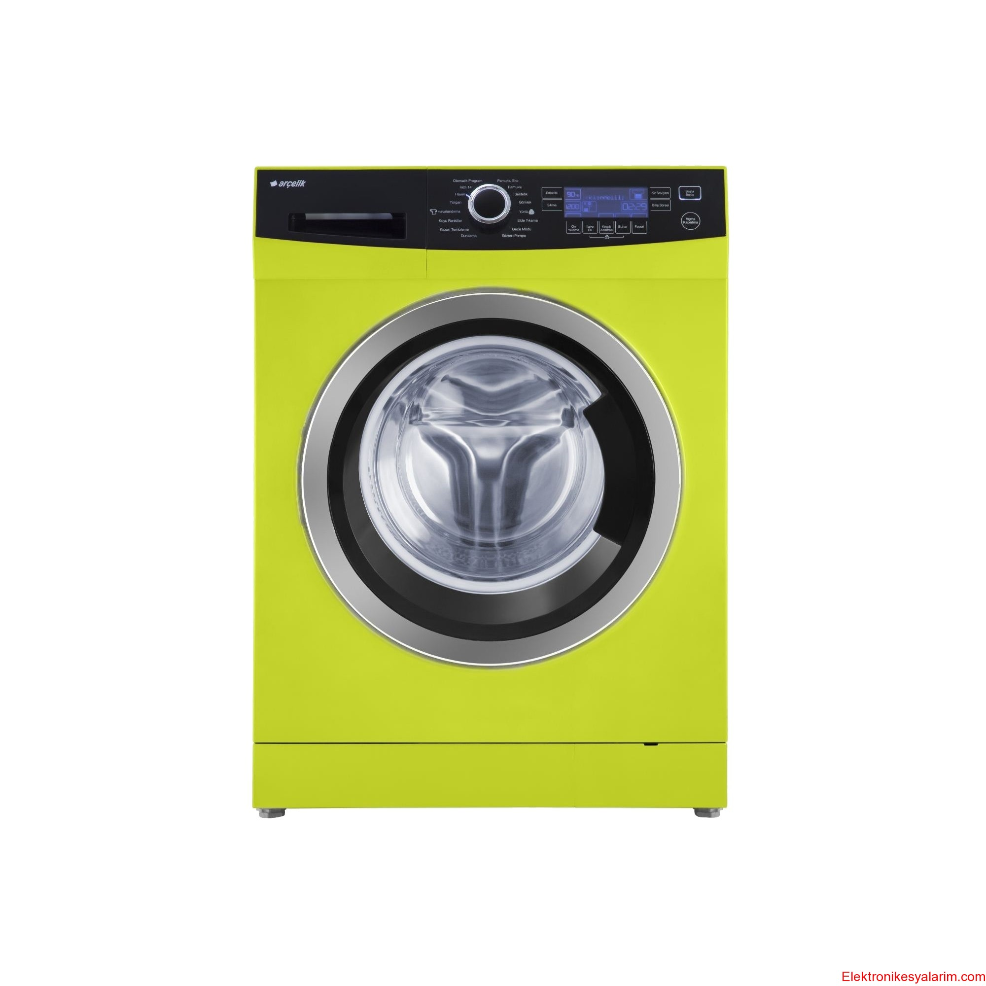 A+++ Çamaşır Makinesi