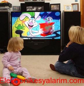 televizyonun cocuklarda etkisi
