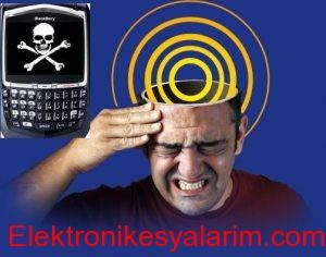 Cep Telefonunun Zararları