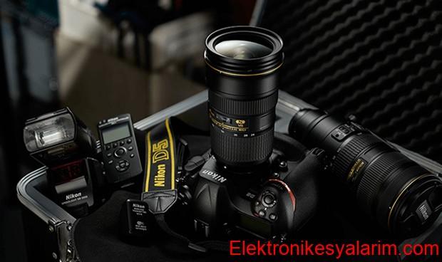 DSLR Fotoğraf Makinesi Nedir