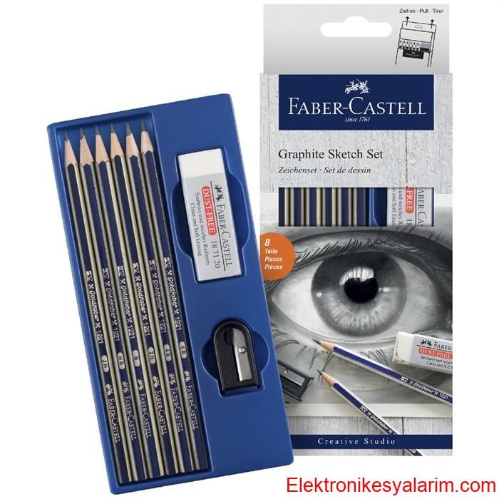 Kalemde Kalitenin Adresi Faber Castel