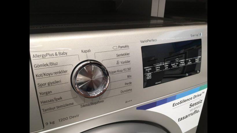9 KG Çamaşır Makinası Modelleri Nelerdir